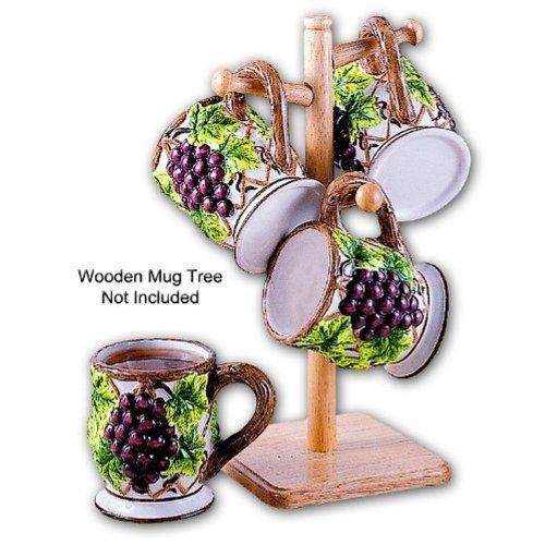 3d grape set - 8