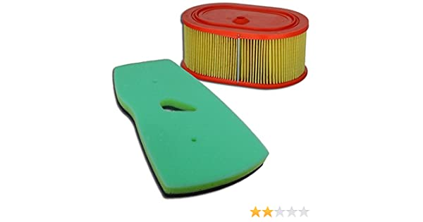 Amazon.com : CSM Husqvarna/Partner K950 air Filter Combo kit : Garden & Outdoor