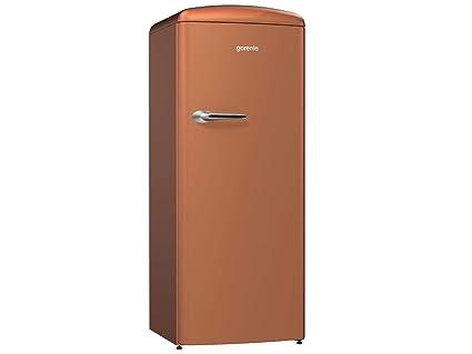 Gorenje Kühlschrank Orange : Gorenje orb153cr kühlschrank kupfer: amazon.de: elektro großgeräte