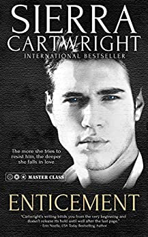 Enticement (Master Class Book 2) by [Cartwright, Sierra]