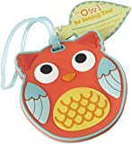 Kate Aspen Be Seeing You Luggage Tag, Owl, Health Care Stuffs
