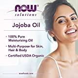 Now Solutions, Organic Jojoba Oil, Moisturizing