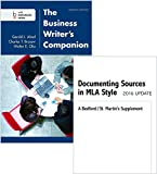 Business Writer's Companion 7e and Documenting Sources in MLA Style 11th Edition