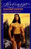 Night of the Panther, Suzanne Forster, 0553442163