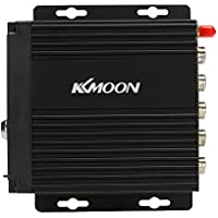 KKmoon 3G Real Time GPS Location Tracking 4CH Car Mobile DVR Wireless Video Recorder with Remote Controller Encryption