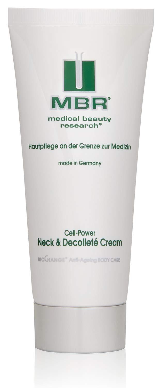 a28abdc31 Amazon.com  MBR Medical Beauty Research - Cell–Power Neck   Decolleté  Cream  Beauty