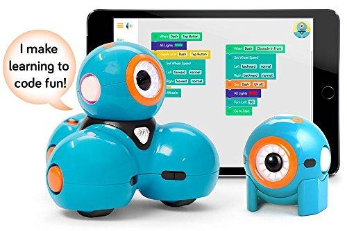 Wonder Workshop – Dot and Dash Robot Wonder Pack for Kids 6+ – Ultimate STEM Learning Bundle – Learn Block-Based Coding – Award-Winning Digital Learning – Hours of Challenges by Wonder Workshop (Image #1)