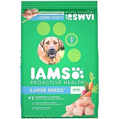 Iams Large Breed ProActive Dry Dog Food 17.5lb
