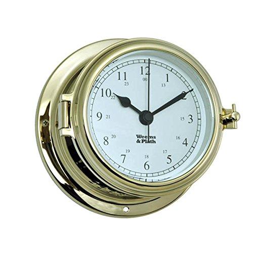 nce II 115 Ship's Bell Clock ()
