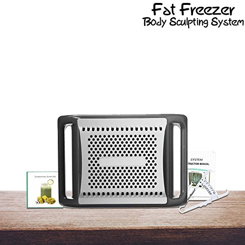 Fat Freeze - Cold Therapy Lipo Fat Cell Freezing Fat Loss Belt - At-Home Alternative to Liposuction with Diet/Exercise (Fat Freezer w/ Extended Treatment)