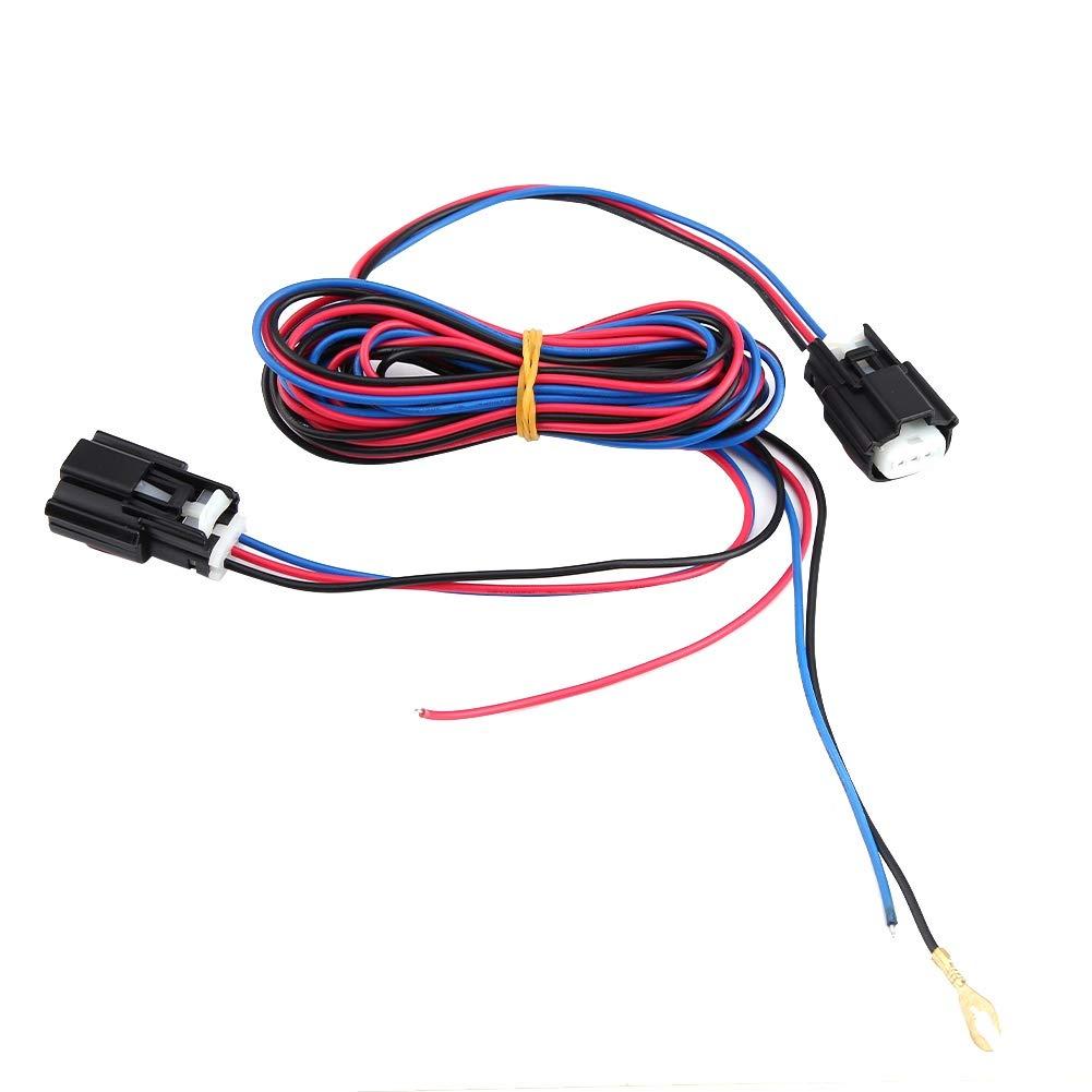 1 par de Luz Diurna para Autom/óvil DRL L/ámpara de Niebla LED para 11-12 Luz Diurna LED