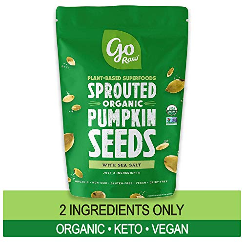 Go Raw Pumpkin Seeds