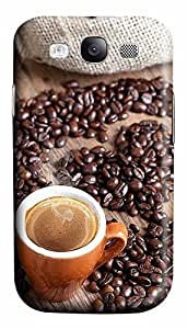 Samsung S3 Case A Love for Coffee 3D Custom Samsung S3 Case Cover WANGJING JINDA