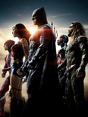 Justice League: Trailer