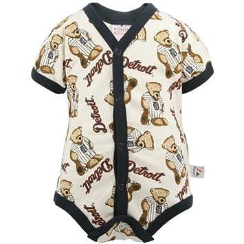 Amazon.com: MLB Detroit Tigers Natural recién nacido All ...
