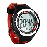 "Ronstan Clear Start&153; Sailing Watch - 50mm(2"") - Black/Red (54960)"