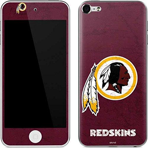 Skin Redskins Ipod Washington - Washington Redskins iPod Touch (6th Gen, 2015) Skin - Washington Redskins Distressed | NFL & Skinit Skin