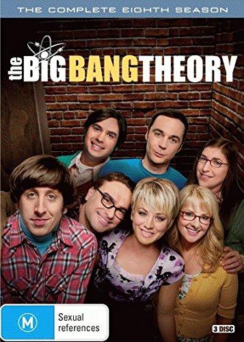 The Big Bang Theory - Season 8 [NON-USA Format / PAL / Region 4 Import - Australia] (The Big Bang Theory Season 8 Dvd compare prices)