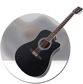 BLKykll Guitarra Acústica,Guitarra Clásica Viene con Un Estuche Profesional, Correa, Paño De Limpieza, Sintonizador Herramientas De Citas Musicales para Principiantes Y Artistas Profesionales: Amazon.es: Deportes y aire libre