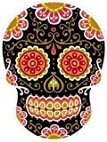 Day of the Dead Decal Rockabilly Rock Vintage Sugar Skull Sticker #20