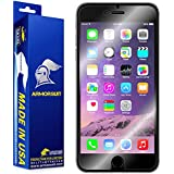 """iPhone 6s Plus Screen Protector, ArmorSuit MilitaryShield - Apple iPhone 6 Plus / 6s Plus Screen Protector (Case Friendly) (5.5"""") Extreme Clarity Shield with Lifetime Replacement"""