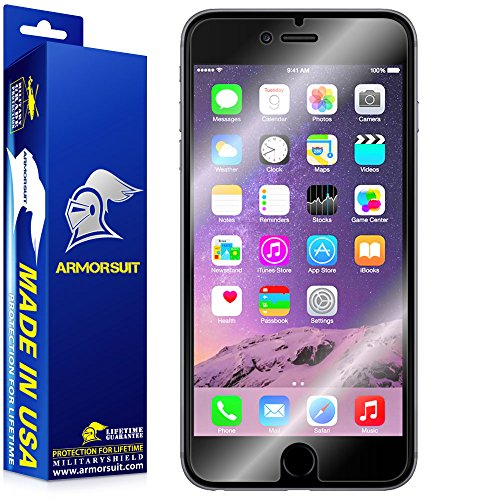 iPhone 6s Plus Screen Protector, ArmorSuit MilitaryShield -