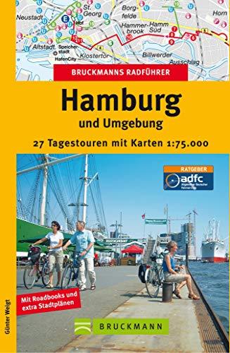 Amazon Com Bruckmanns Radfuhrer Hamburg Und Umgebung 27