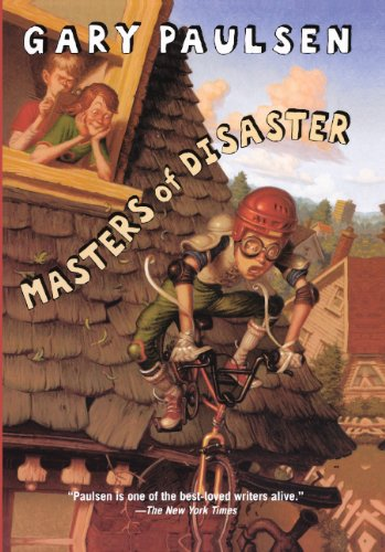 Read Online Masters Of Disaster (Turtleback School & Library Binding Edition) pdf