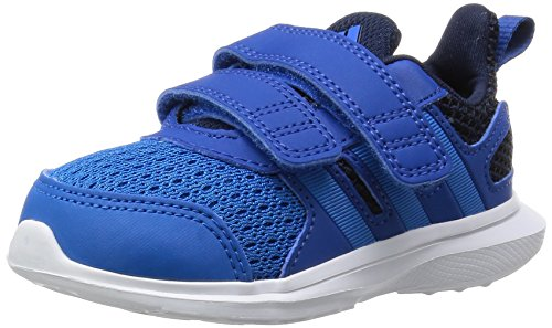 adidas Jungen Hyperfast 2.0 Cf I Sneaker Multicolore (Conavy/Shoblu/Eqtblu)