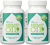 Manitoba-Harvest-Hemp-Oil-1000Mg-60-Softgels-Pack-of-2