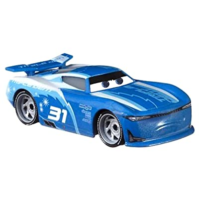 Cam Spinner Next Gen Piston Cup Racers Disney Cars Diecast 1:55 Scale: Toys & Games