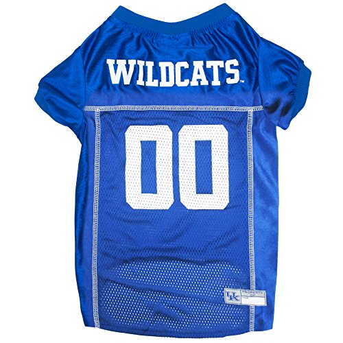 NCAA UNIVERSITY of KENTUCKY WILDCATS DOG Jersey, Small
