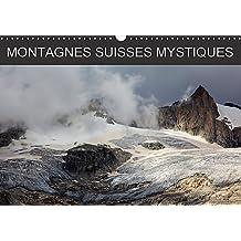 Montagnes Suisses Mystiques 2017: Moments Dans la Nature