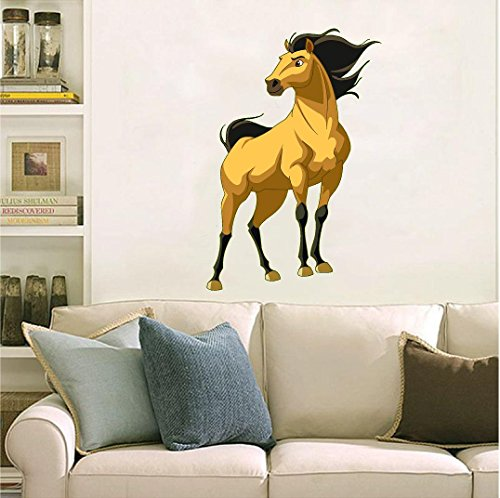 Spirit stallion of the cimarron 3D Wall Decal Sticker giant 18