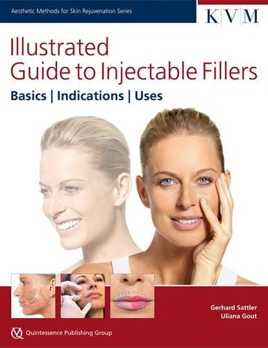 (Illustrated Guide to Injectable Fillers: Basics, Indications, Uses (Aesthetic Methods for Skin Rejuvenation))