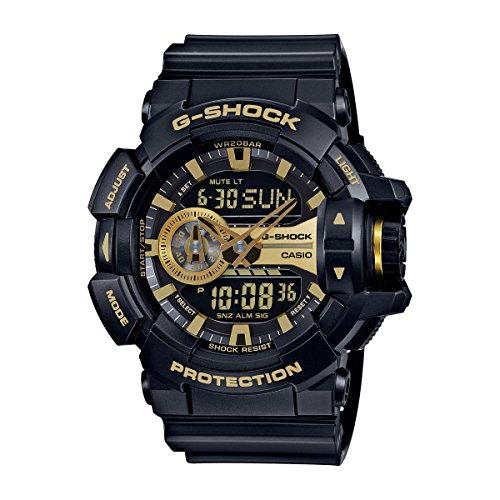 G Shock GA 400GB Garish Watches Black