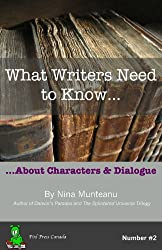 What Writers Need to Know About Character & Dialogue