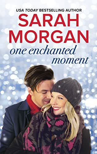 One Enchanted Moment: A Charming Romantic Comedy (Puffin Island Book 3)