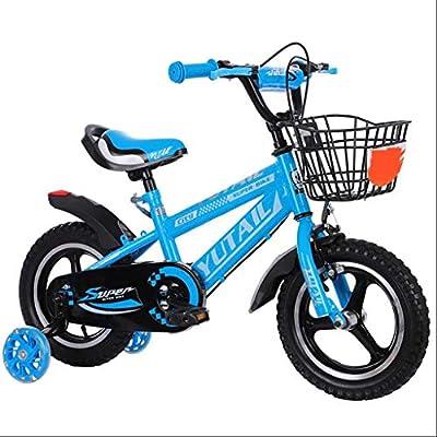Xiaoping Bicicleta for niños 2-3-4 años niño bebé Bicicleta niña ...