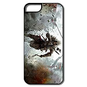 Assasins Creed Scratch Case Cover For IPhone 5/5s - Artist Cover