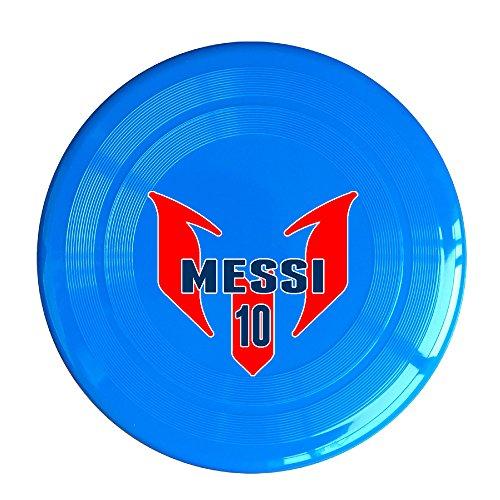 ZZYY-Fashion-Flying-Disc-Comfortable-Boys-Disc-Sports-Barcelona-Soccer-Star-Messi-Logo-Single-Unit-RoyalBlue