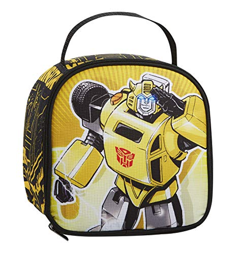 Fit & Fresh Kids' Aubrey Insulated Lunch Bag with Ice Pack and Full Zip Closure, Versatile School Lunch Box, - Insulated Lunch Transformers