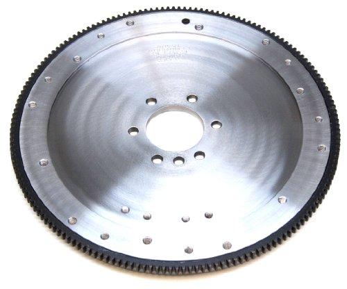 PRW 1635080 SFI-Rated 32 lbs. 168 Teeth 0-Balance Billet Steel Flywheel for Chevy 265-427 1955-85