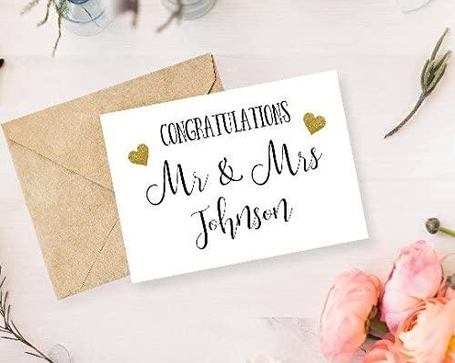 Glückwunschkarte Hochzeit Frau und Frau Hochzeitskarte