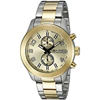 Invicta Men's 21491 Specialty Analog Display Quartz Two Tone Watch