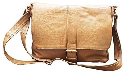 11sunshop - Bolso de asas para mujer Marrón marrón M
