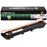 LINKYO Compatible Toner Cartridge Replacement for Brother TN221BK TN-221BK (Black, High Yield)