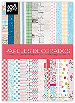 papel scrapbooking A4: Amazon.es: Electrónica