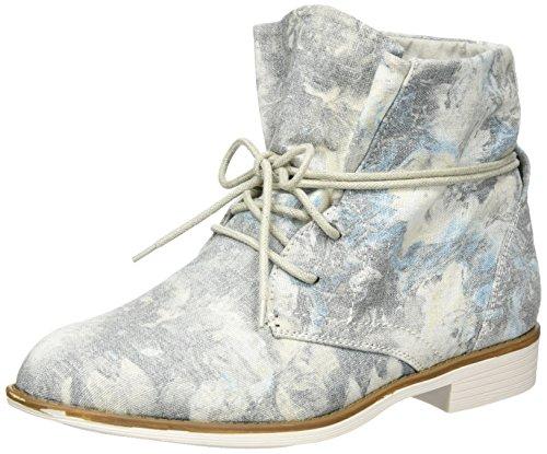 Jane Klain WoMen 251 159 Ankle Boots, Multicoloured Multi-coloured (Grey Multi)