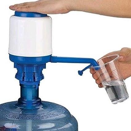 Yililay dispensador de Agua Potable Bomba de Agua de plástico de 5 galones Guía de la
